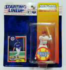 WILL CLARK - RANGERS Starting Lineup MLB SLU 1994 Extended Series Figure