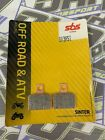 SBS RACING Sinter Rear Brake Pads for Sherco ST125 ST 125 1.25 2006-2011 - NEW