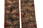 Vintage Indian Sari Trim Sewing Border Antique Embroidered Ribbon Lace ST2542