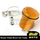 For Monster 620 2003-2006 Gold Racing CNC Rear Brake Fluid Reservoir Tank