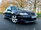 LARGER PHOTOS: SAAB 9-3 93 AERO 2.8T V6 MANUAL NEW MOT ONLY 41K LOW MILEAGE SERVICE HISTORY
