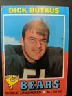 Dick Butkus Cards, Rookie Cards and Autographed Memorabilia Guide 17