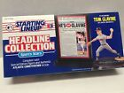 1993 Starting Lineup Headline Collection Atlanta Braves Tom Glavine