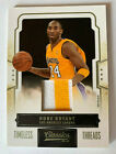 2009-10 Kobe Bryant Panini Classics Timeless Threads Jersey Patch 10 SSP