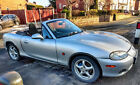 LARGER PHOTOS: 2003 Mazda MX-5 1.8 mk2.5 - spares or repairs