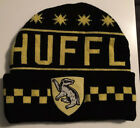 Harry Potter Hufflepuff Beanie Knit Hat