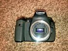 Canon EOS 60D 18MP Digital SLR Camera Body and battery only