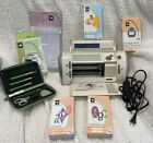 Cricut Personal Electronic Cutter Machine CRV001 Comes With 4 Cartridges