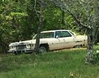 1976 Cadillac DeVille  1976 for $1100 dollars