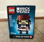 LEGO BrickHeadz 41593 Captain Jack Sparrow New