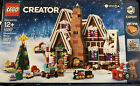 Brand New LEGO Creator Expert 10267 Gingerbread House 1477 Pieces Sealed 2019