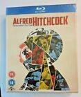 Alfred Hitchcock The Masterpiece Collection Blu ray 14 Movie Set