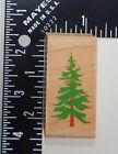 Rubber Stampede Posh Impressions Posh Presents Towering Tree Rubber Stamp Z312C