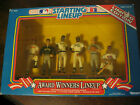 1990 Starting Lineup LE Award Winners Lineup 6-figurine display