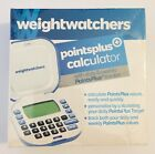 Weight Watchers Points Plus Calculator Tracker NEW In Sealed Package
