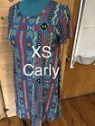 Lularoe Size XS Carly dress in leggings material Womens T Shirt Arrow Native