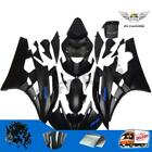 Fit for Yamaha Fairing Injection Matte Black Body Kit YZF R6 2006 2007 p028