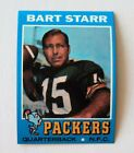Bart Starr Football Cards, Rookie Card and Autograph Memorabilia Guide 7