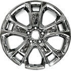 03944 Reconditioned 18X75 Alloy Wheel Rim Chrome Plated