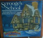 Scrooge's School by David Winter Cottages Special for Christmas, 1992 EXCELLENT!