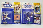 1990 RICK SUTCLIFFE ANDRE DAWSON Starting Lineup Kenner Figurines Chicago Cubs
