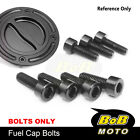 CNC Fuel Gas Cap Bolts Fit Desmosedici RR All Year Monster 620 695 Dark All Year
