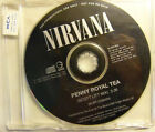 NIRVANA Penny Royal Tea - Scott Litt PROMO UK CD MINT, 1994 NEW sealed rare