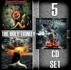EDEN'S CURSE - The Holy Trinity! Autographed - DIO - Dokken - LOWEST PRICE EVER!