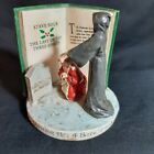 Russ Berrie A Christmas Carol Figurine 13980 Stave Four Last of the 3 Spirits