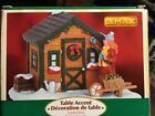 Lemax GARDEN  SHED Holiday Village Accent