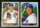 2015 Topps Heritage High Number Baseball Variation Guide 132