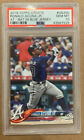 2018 Topps Update Ronald Acuna Jr Braves Rookie PSA 10
