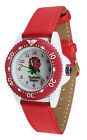 England Rugby Watch Kids Boys Official Gift Leather Strap