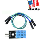 USA Stock DHT11 Temperature and Relative Humidity Sensor Module for arduino