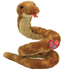 New! Rare Ty Beanie Baby Babies 2.0 Slithery The Snake 32
