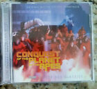 2 scores: Conquest Of The Planet Of The Apes soundtrack CD FSM  + Battle For
