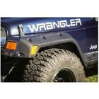 Rugged Ridge 1163020 All Terrain Fender Flare Kit 475 4pc For 97 06 Jeep NEW