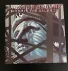jackson browne lives in the balance cd insert