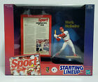 MARK MCGWIRE Cardinals Starting Lineup SLU MLB Stars 1999 SPECIAL EDITION Figure