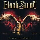 BLACK SWAN Shake The World with Bonus Track CD Rock Album Robin McAuley