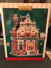 Lemax Village Collection Glad Tidings Pub Lighted Building Christmas Decor Gift