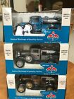 Set Of 3 Amoco Fuel  Grade Ford Tanker Bank Heritage of Quality Series 1992