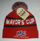 NWT Boston Bruins Ice Hockey Martin Walsh Mayors Cup Winter Beanie Hat Cap