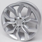 OEM Hyundai Veloster 18 inch Wheel 52910 2V150 Scratches Nicks