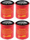 Malossi Oil Filters for Vespa GTS 250 and GTS 300 Box of 4