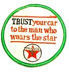 Texaco Trust Gasoline Patch Embroidered Oil 3