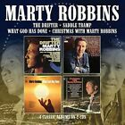 Marty Robbins - Drifter / Saddle Tramp / What God Has Done / (CD Used Very Good)