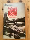 Vintage PAN On Her Majestys Secret Service Ian Fleming 7th 1972 VG JAMES BOND