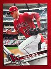2017 Topps MIKE TROUT New Era Promo SSP Card. Silver Pack Photo Variant