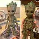 Guardians of the Galaxy Baby Groot 10 in Action Figure PVC Model IN STOCK Box